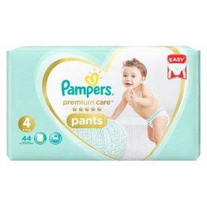 Pampers premium care diapers - best baby care essentials