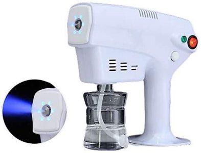 Sanitizing gun- sanitizing gadgets