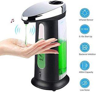 Automatic Hand Sanitizer Dispenser 400Ml- sanitizer dispenser