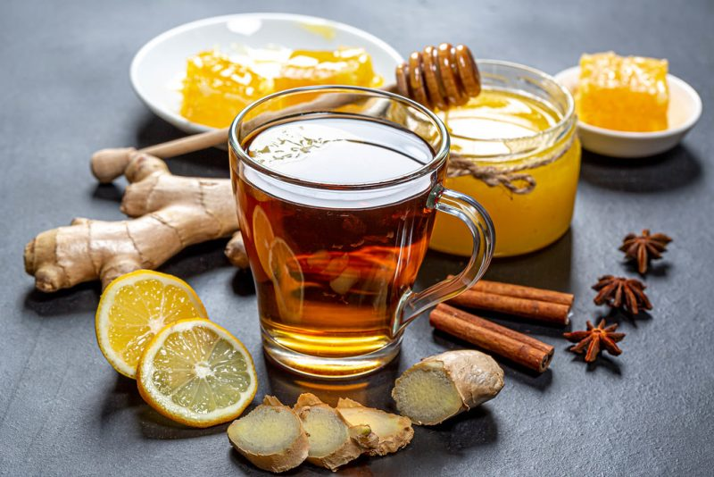 No sugar needed for these healthy winter drinks to keep you warm and going