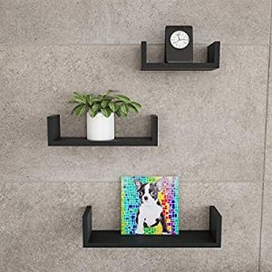 Floating shelves- wall decoration pieces