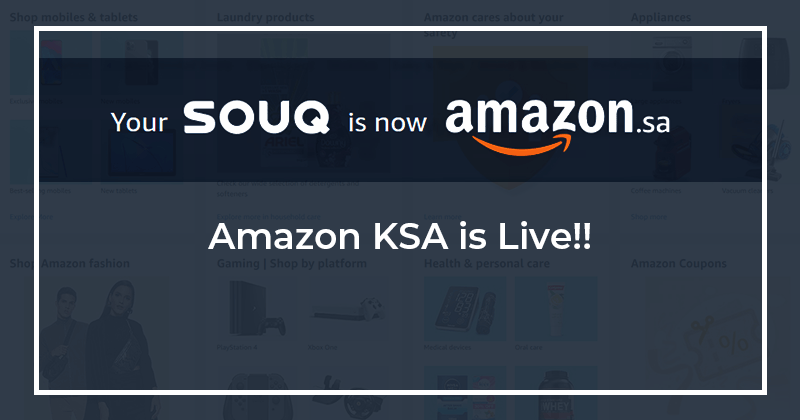 Amazon KSA is now live: Here are your best deals and offers
