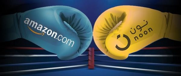 Amazon vs Noon