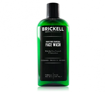 Brickwell Men's Purifying Charcoal Facewash