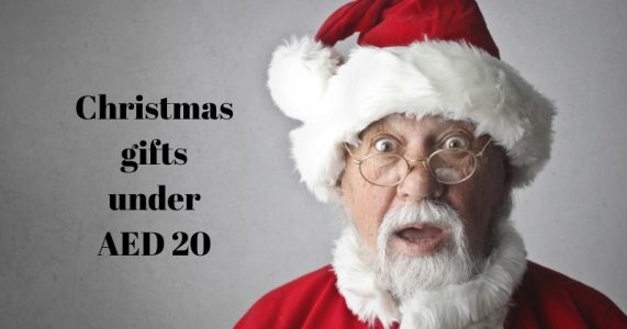 Christmas gifts under AED 20