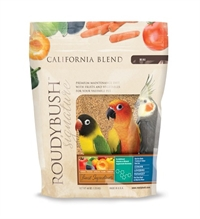 Roudybush - California Blend Mini- birds