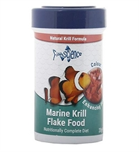 Fish Science Marine Krill Flake Food (50g)- fish food pet essentials