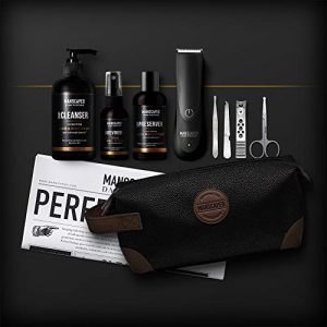 Grooming Kit: grooming secrets for men