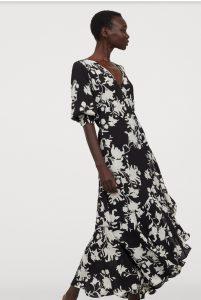 Wrap dresses- women fashion trends