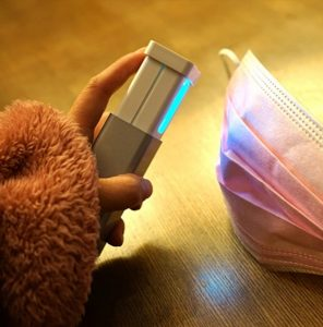 Mobile hand stereilizer - sanitizing gadgets