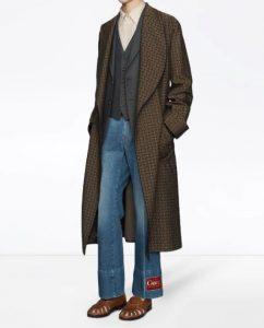 Gucci waistcoat