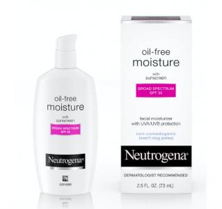 Neutrogena Oil-Free Moisture Broad Spectrum