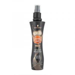 Heat protection hair spray