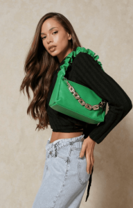 Women-Leather-Look-Ruched-Handle-Chain-Bag-VogaCloset