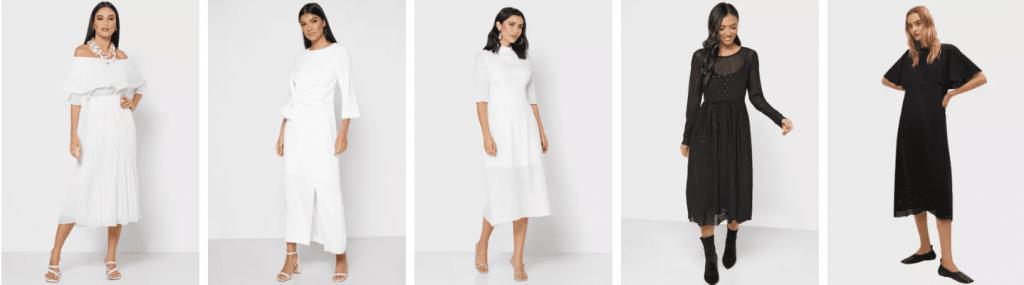 Ella-white-Relaxed-Dress-for-Women-in-Dubai-from-Namshi