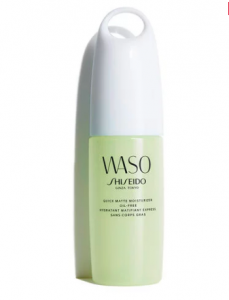 Waso Shiseido Quick Matte Moisturizer