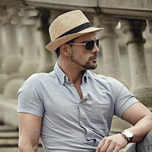 Best summer accessories for men: Staying fashionable in scorching heat.