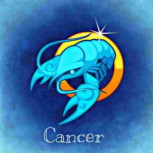 Zodiac sign cancer