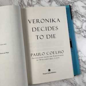 Veronica decides to die- inspirational books