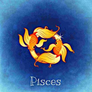 Pisces sign