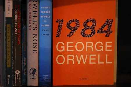 1984- books to read in terms of popularity