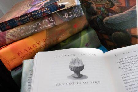 Harry Potter books - best books