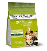 Arden Grange dry cat food for pets