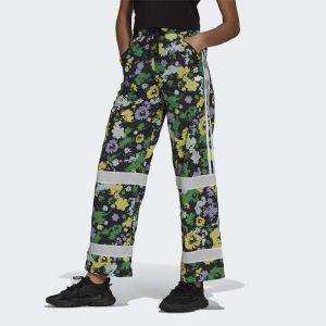 utility pants floral