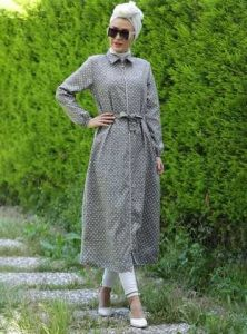 Modest sustainable fashion