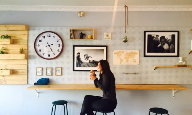 Build an aesthetic café corner in your home; here's how