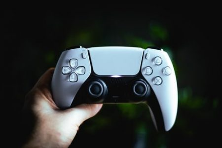 controller for PlayStation 5