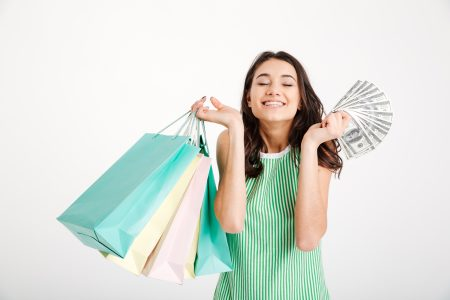 Save while shopping products